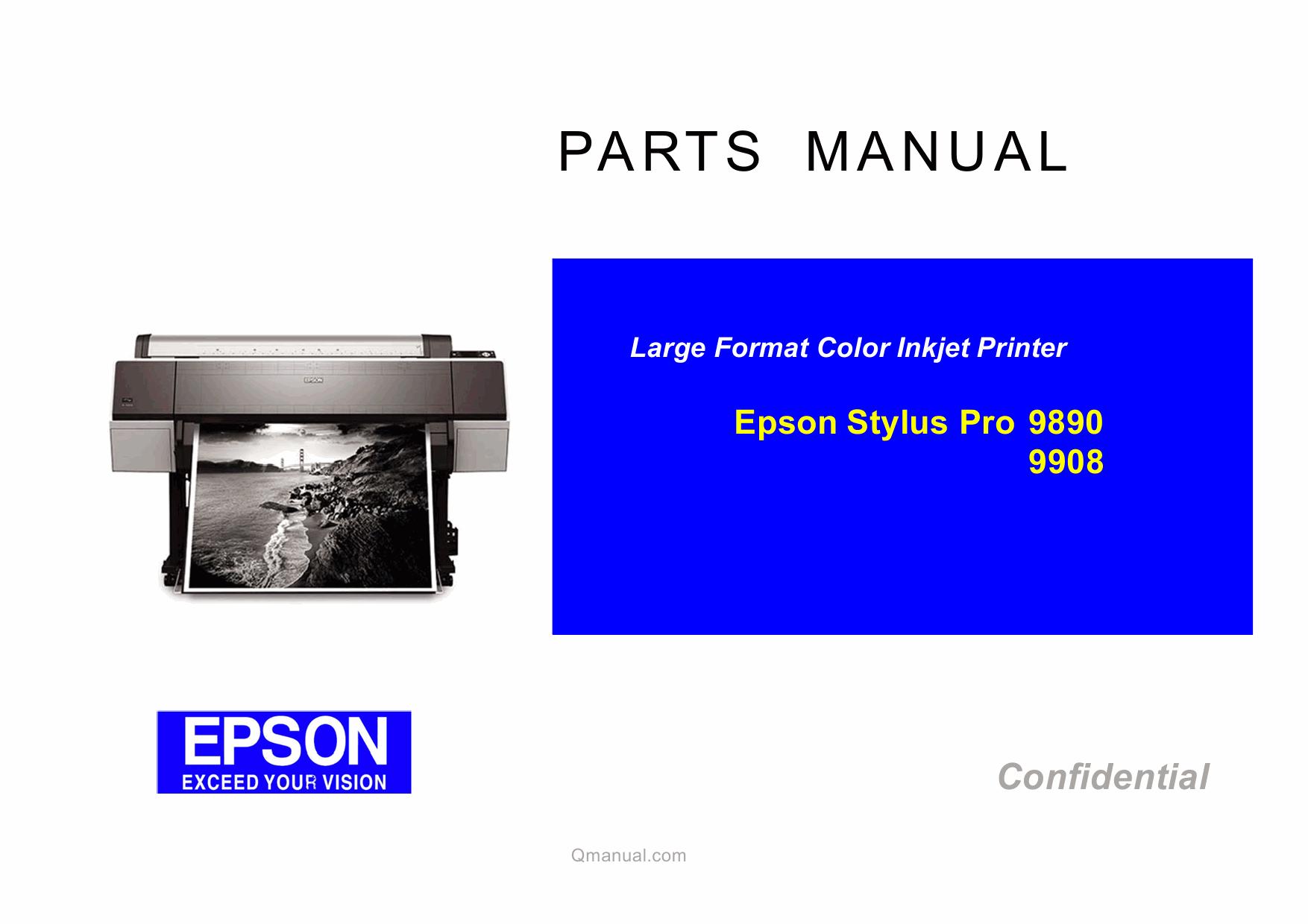 epson r800 repair manual